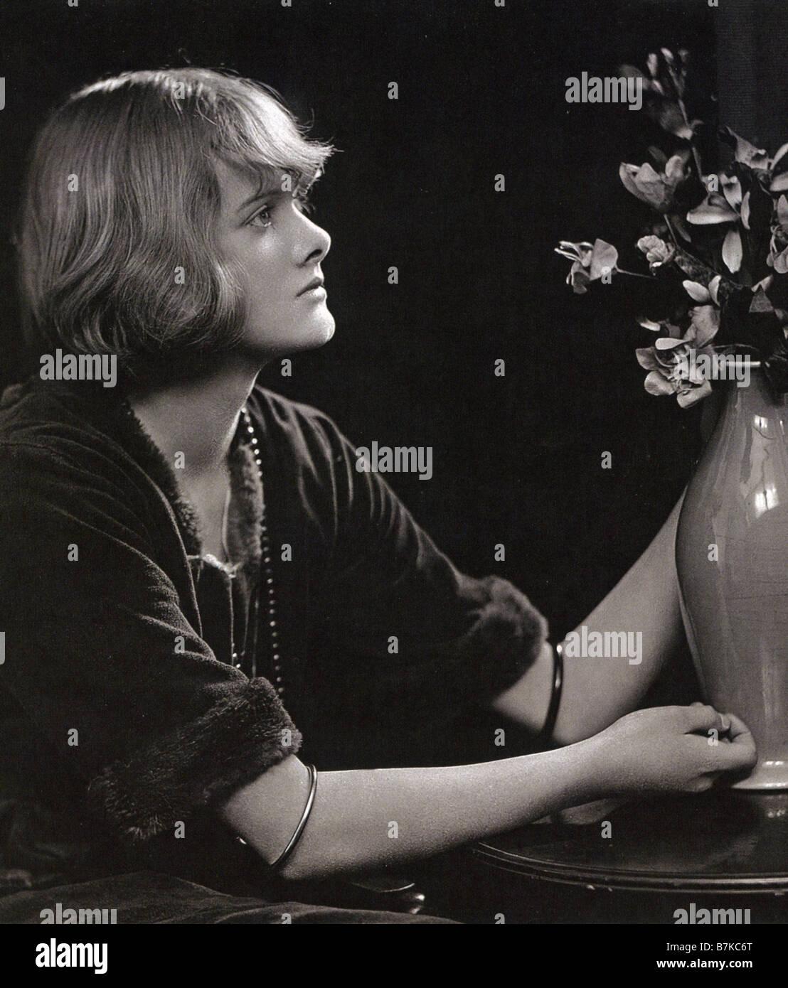 DAPHNE DU MAURIER britische Schriftstellerin 1907 1989 Stockbild