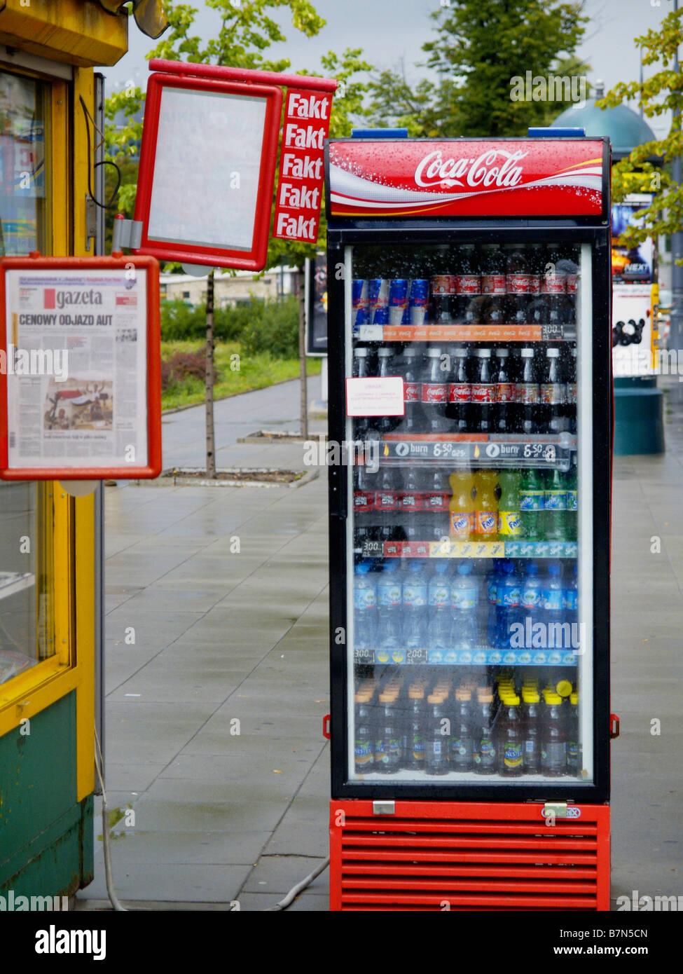 kiosk kühlschrank