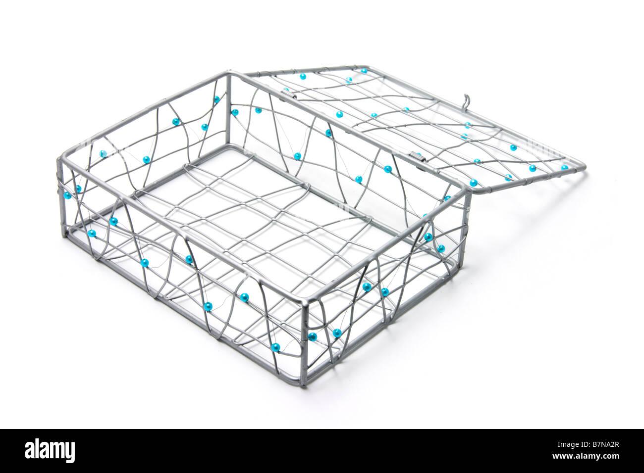 Beaded Wire Stockfotos & Beaded Wire Bilder - Alamy