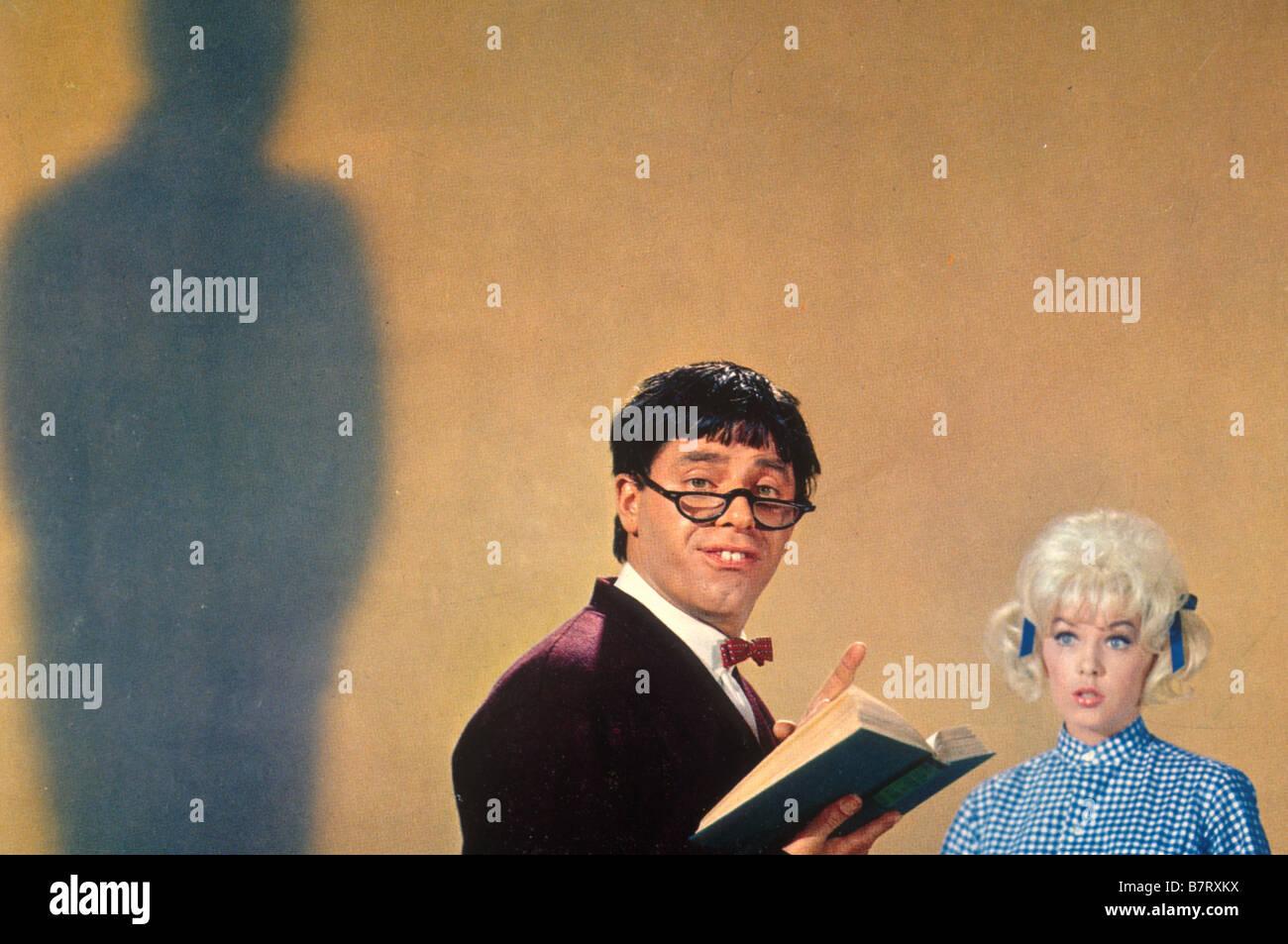 Der Verrückte Professor Jahr 1963 Usa Jerry Lewis Stella Stevens