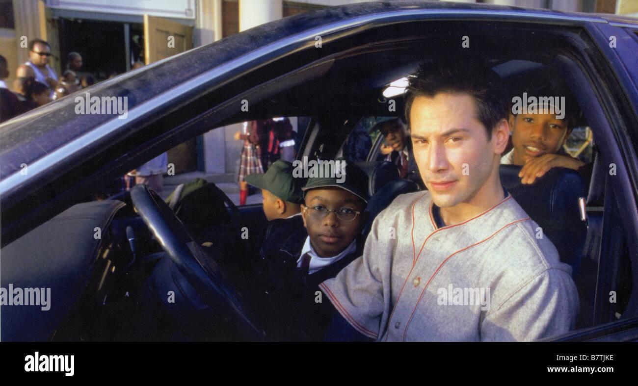 Hard Ball Jahr: 2001 USA Regie: Brian Robbins Keanu Reeves Stockbild