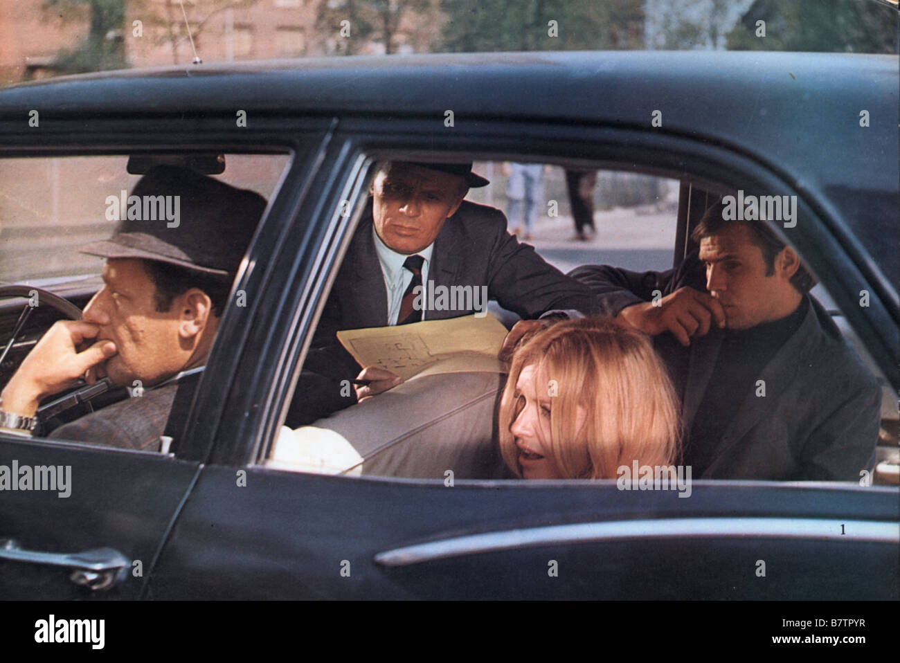 Madigan Jahr: 1968 USA Richard Widmark, Don Stroud Regie: Don Siegel Stockbild
