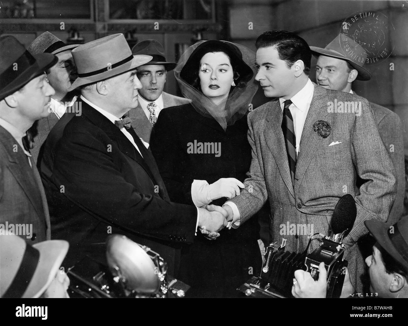 Quand le Rideau tombe Velvet Touch, das Jahr: 1948 USA Rosalind ...
