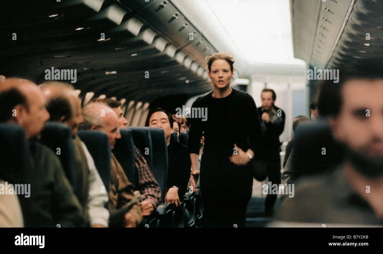 Flightplan Jahr: 2005 USA Jodie Foster Regie: Robert Schwentke Stockbild