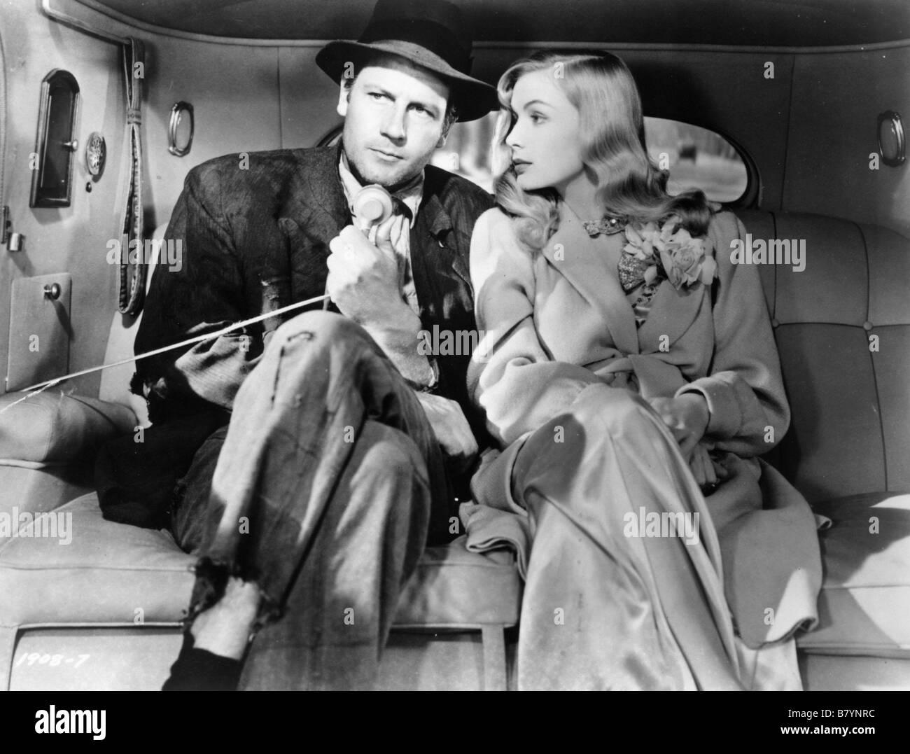 Sullivan's Reisen Jahr: 1941 USA Regie: Preston Sturges Joel McCrea, Veronica Lake Stockbild
