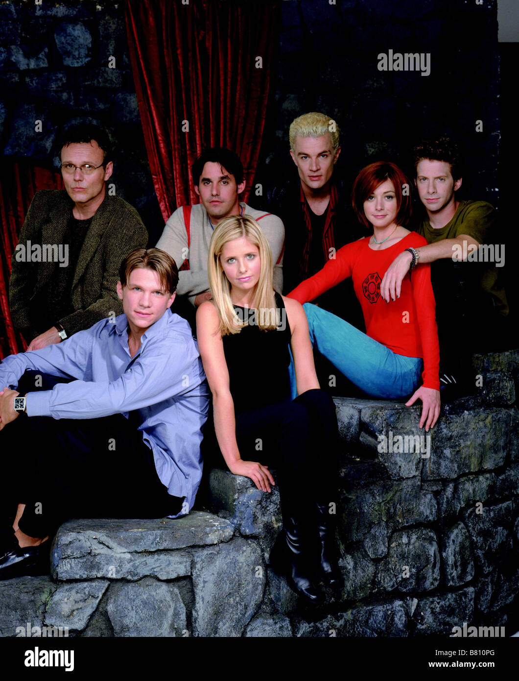 Buffy The Vampire Slayer Tv Serie 1997 2003 Usa Erstellt Von Joss