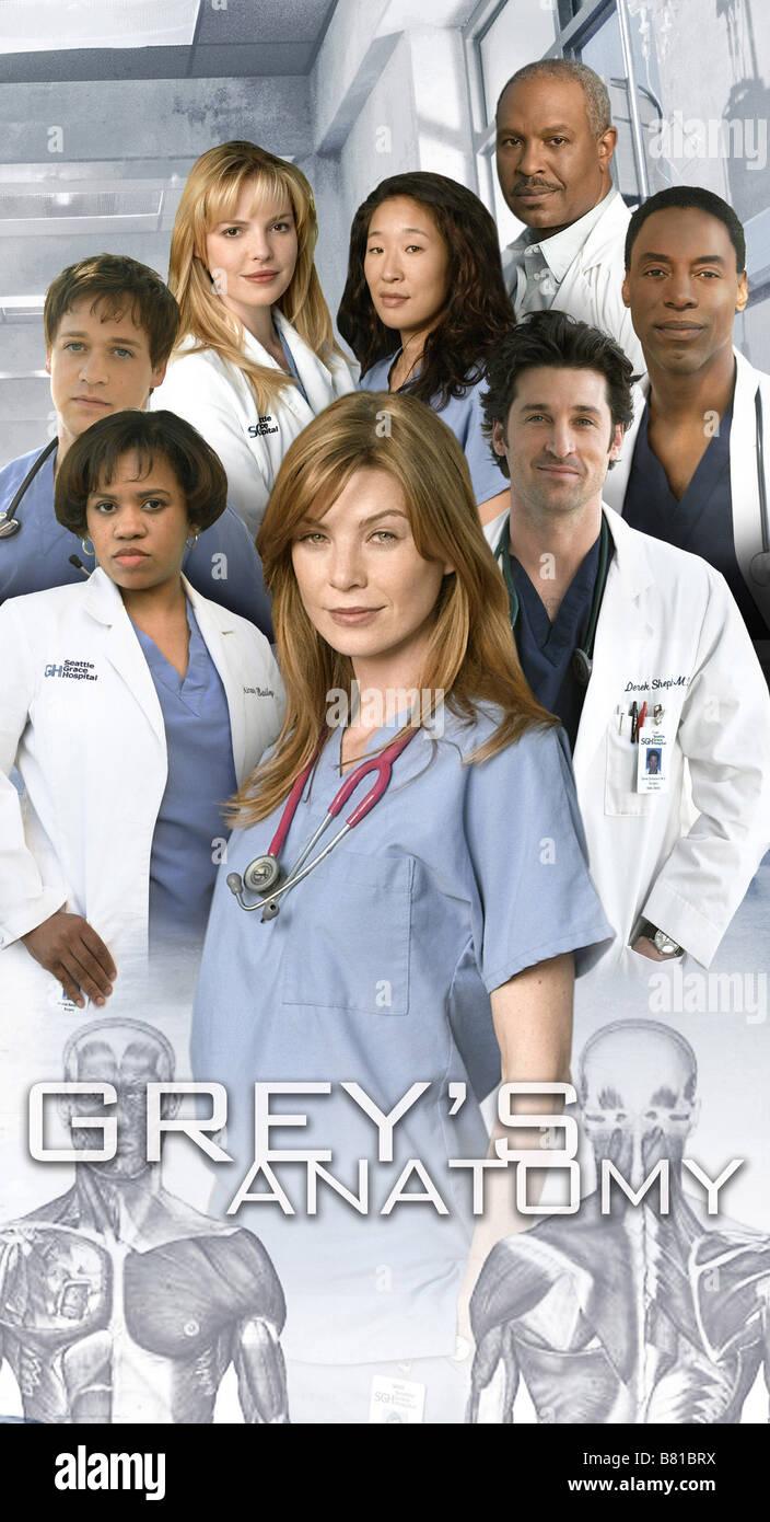 Grey\'s Anatomy TV-Serie 2005-???? USA 2005 Staffel 1 James Pickens ...