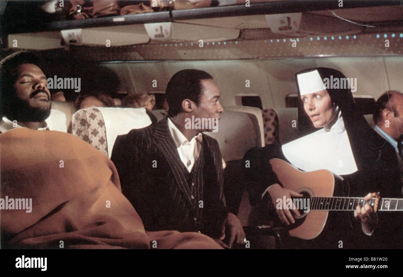 Flugzeug Jahr: 1980 USA Barbara Mallory Regisseur: Jim Abrahams David Zucker Stockbild