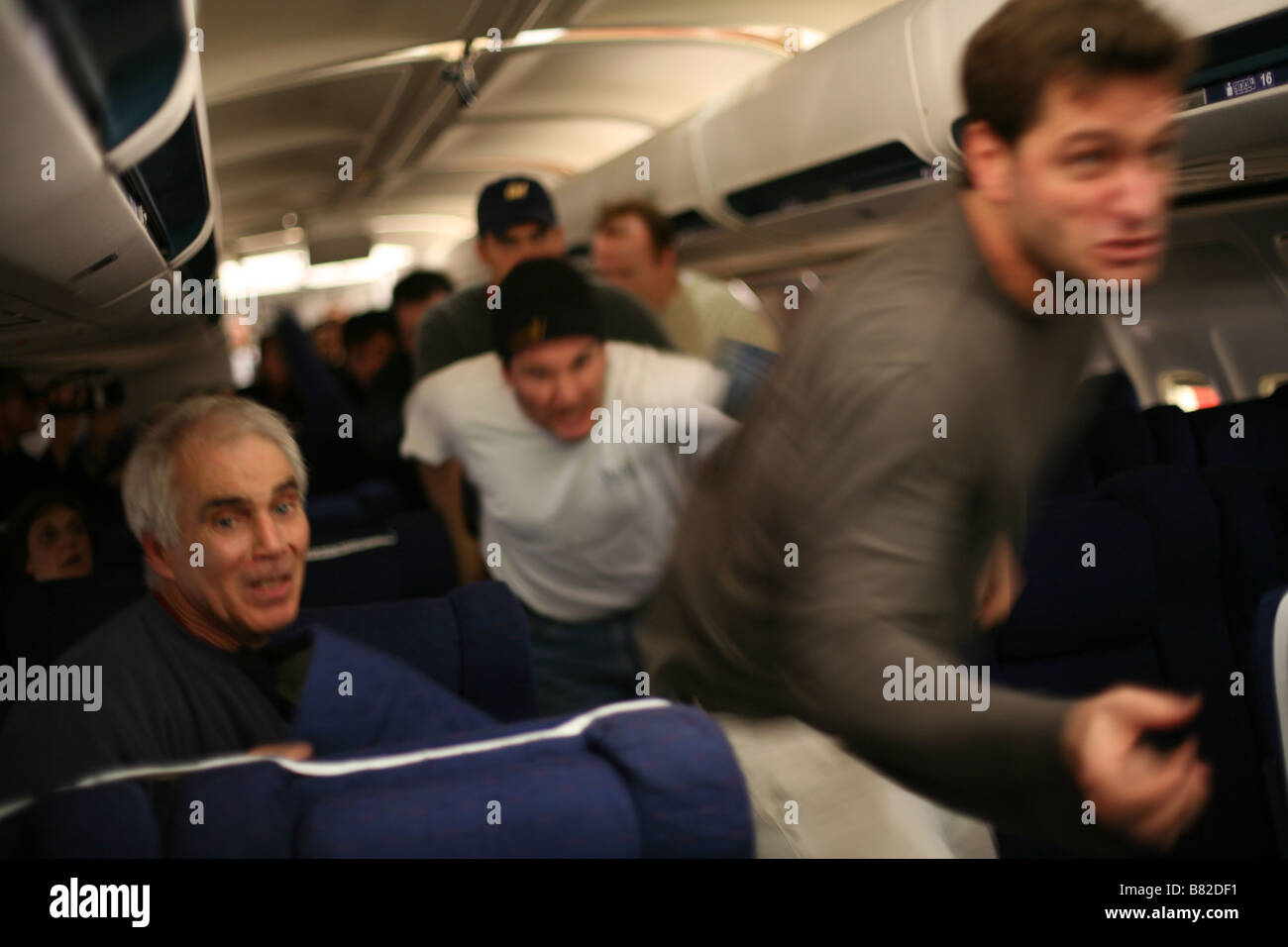 United 93 Jahr 2006 USA Regie: Paul Greengrass Stockbild