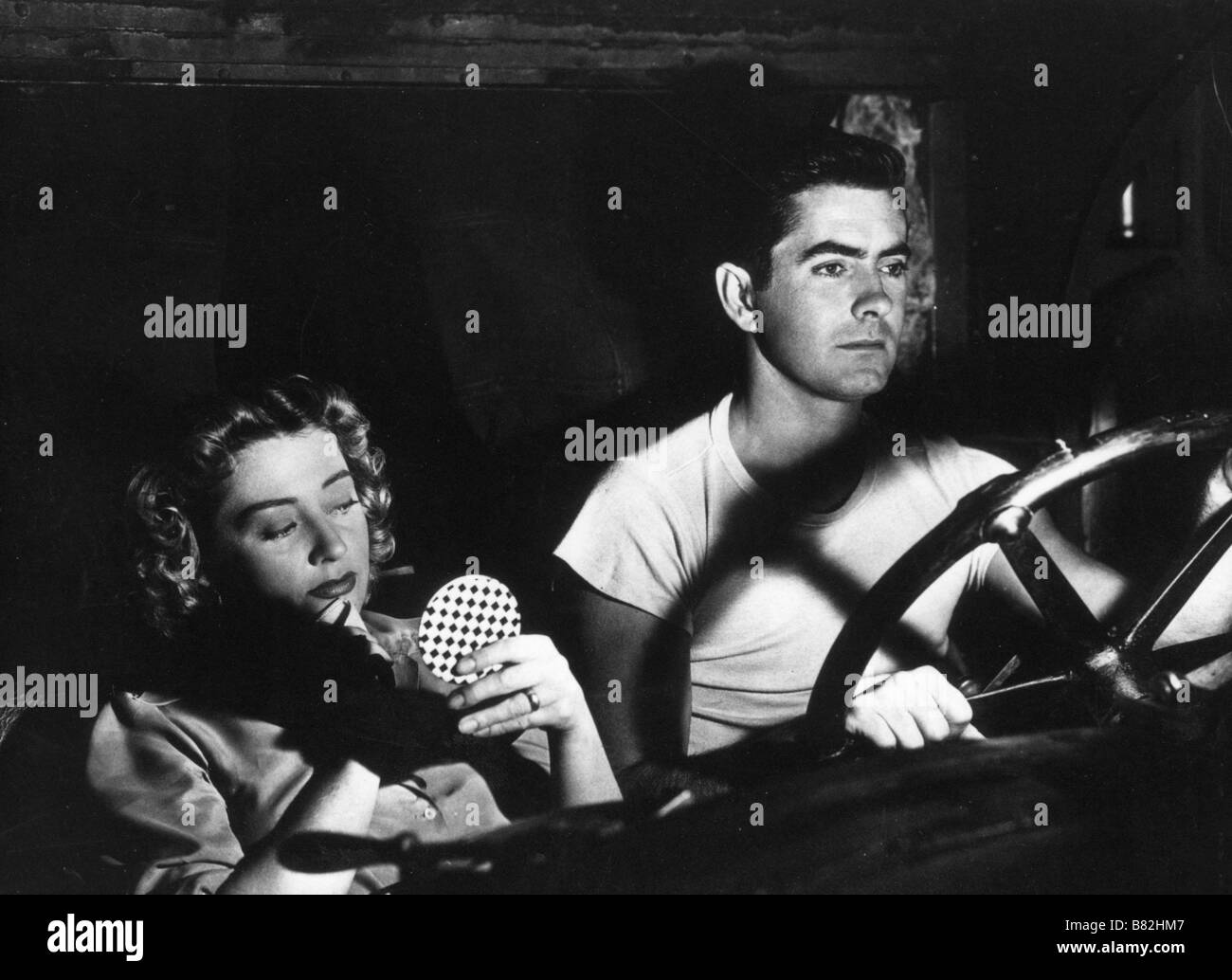 Nightmare Alley Jahr: 1947 USA Joan Blondell, Tyrone Power Regie: Edmund Goulding Stockbild