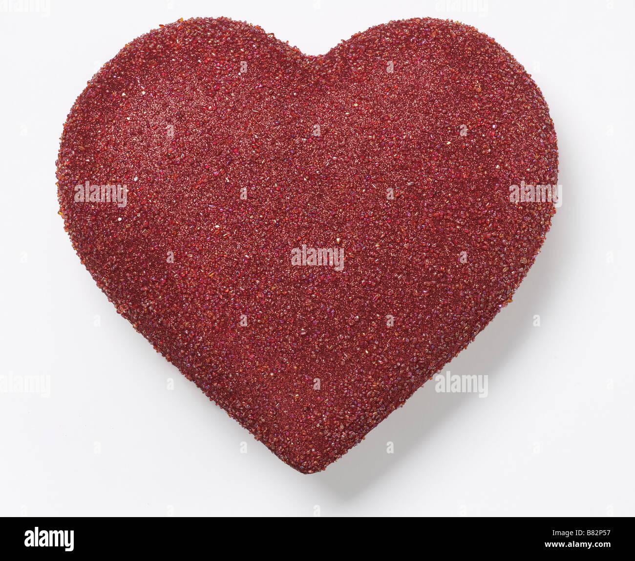 Valentine Herzen Stockbild