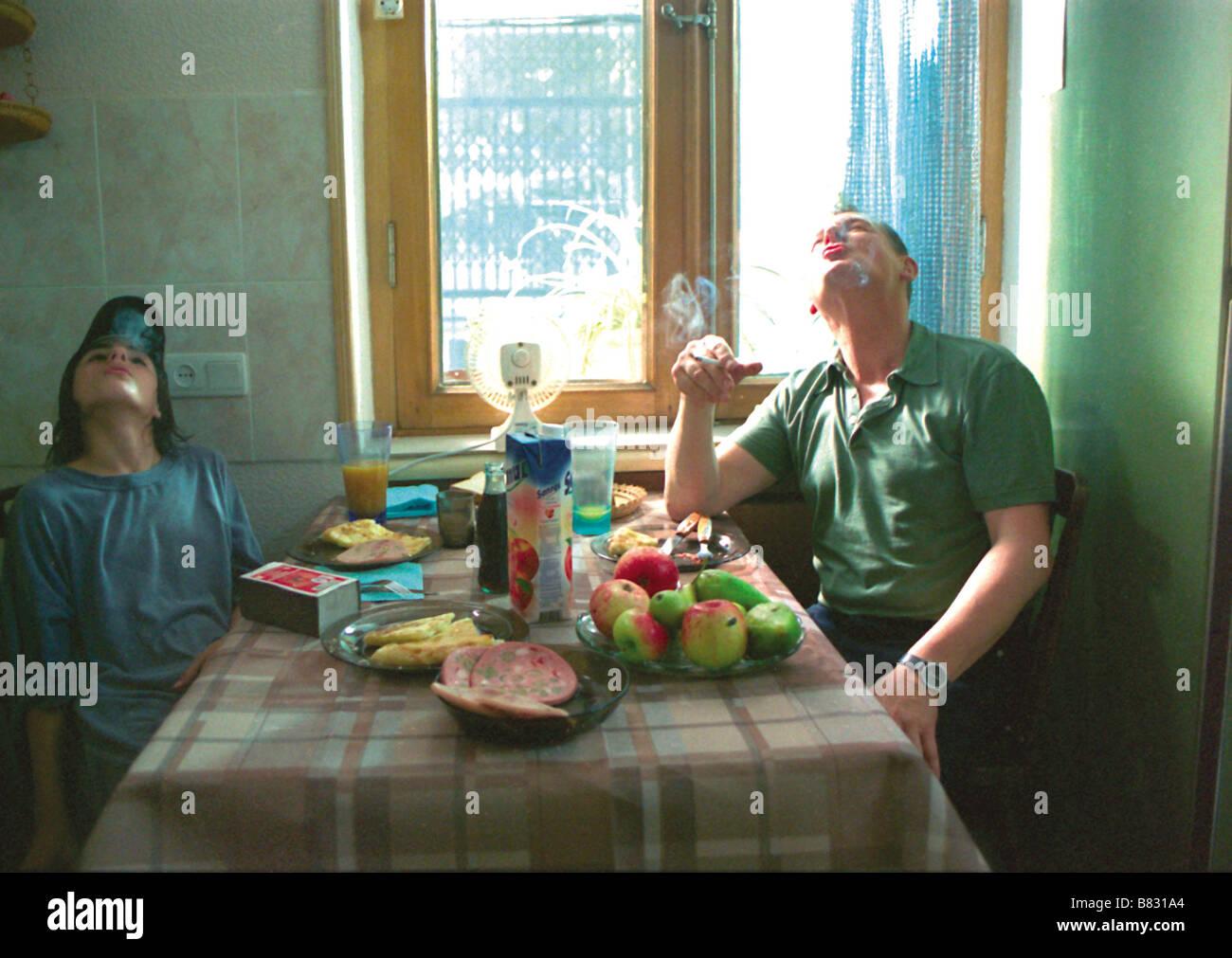 Der Mann von der Botschaft der Mann von der Botschaft Jahr: 2006 Deutschland/Georgien Lika Martinova, Burghart Klaussner Stockbild