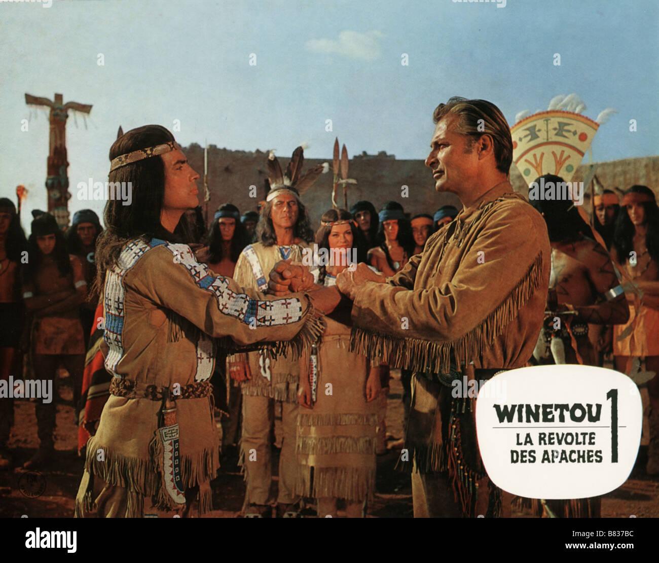 Winnetou 1 Teil Besetzung