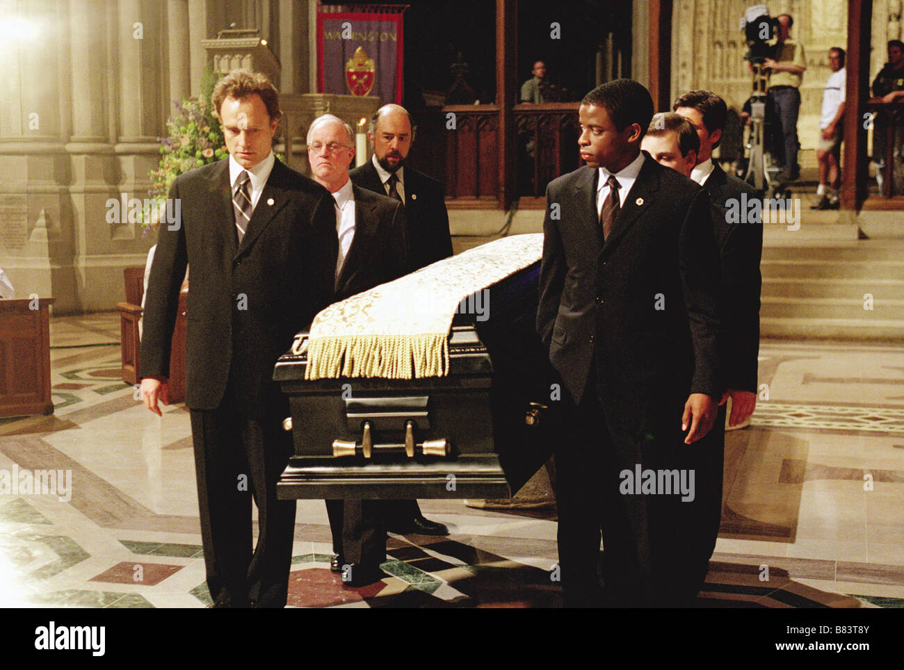 The West Wing Tv Serie 1999 2006 Usa Bradley Whitford Dulé Hill