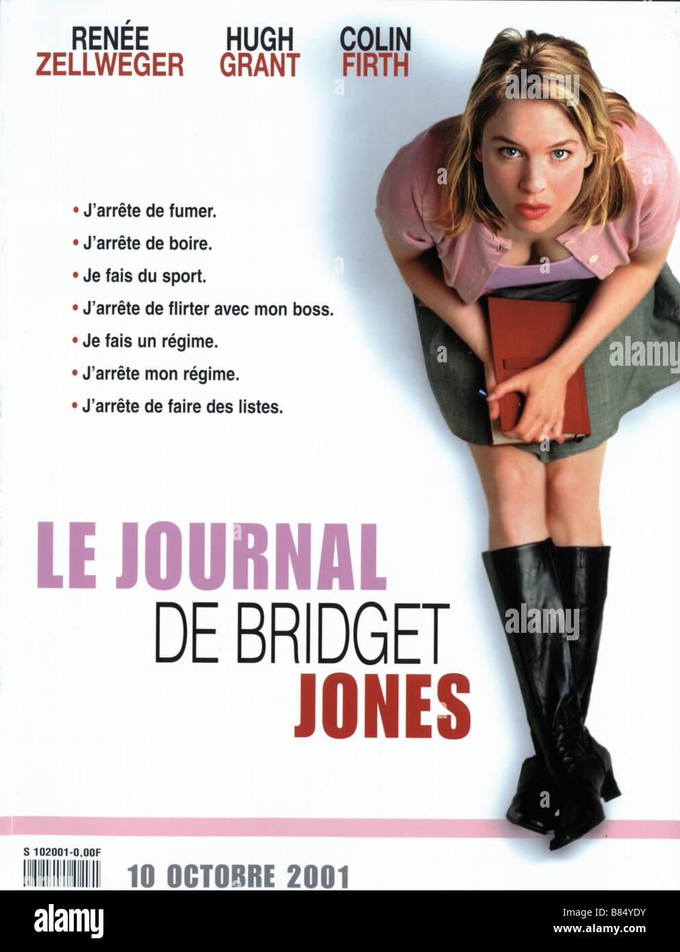 Bridget Jones Schokolade Zum Frühstück Année Jahr 2001
