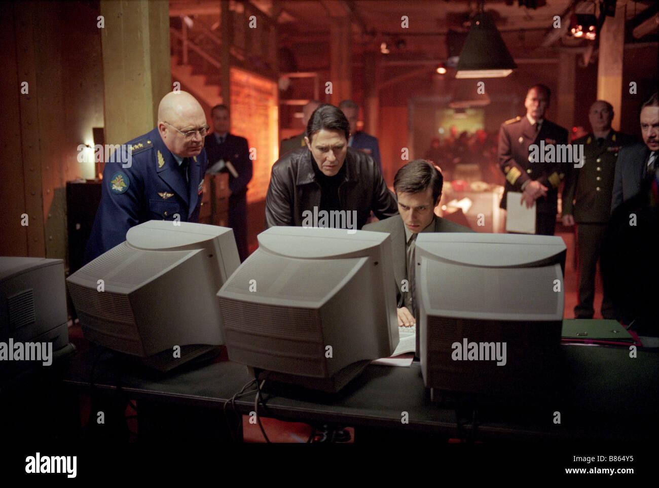 Die Summe aller Ängste Année : 2002 - USA Constantine Gregory, Mariusz Sibiga, Ciarán Hinds Regie: Stockbild