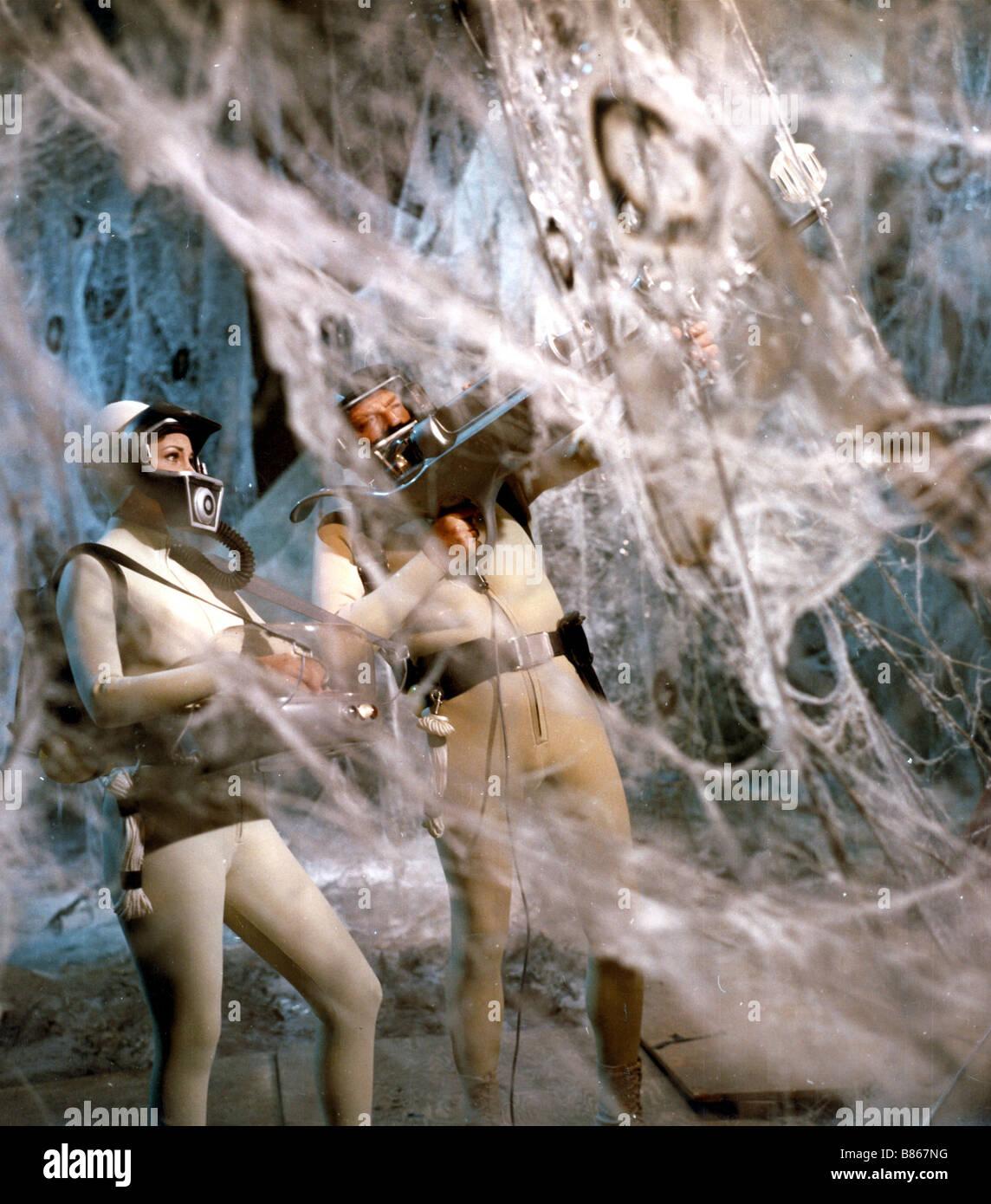 Die phantastische Reise Jahr: 1966 - USA Raquel Welch Regisseur: Richard Fleischer Stockbild