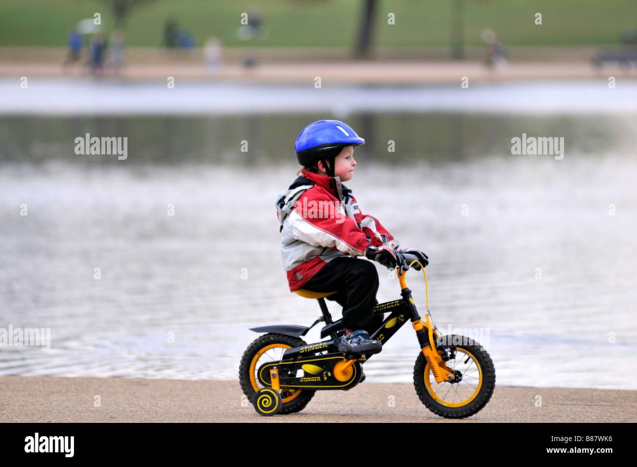 Radfahren in London Parks