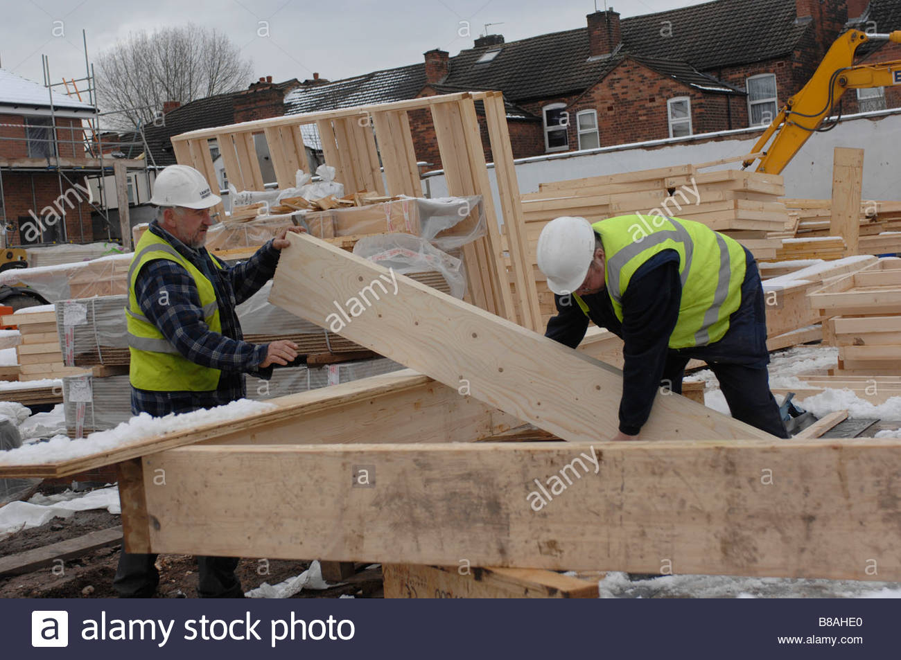 Erecting Building Stockfotos & Erecting Building Bilder - Alamy