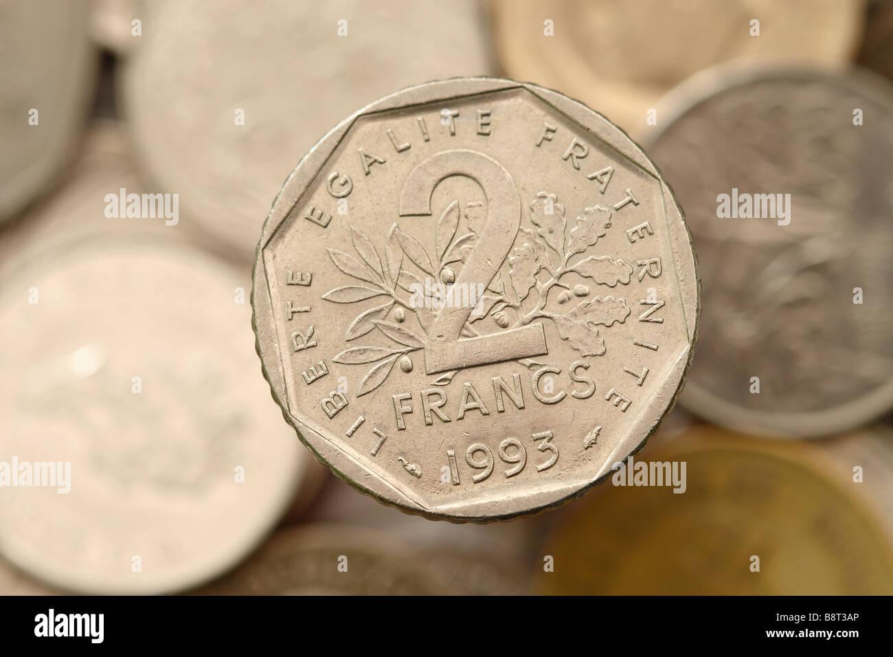 Französische Währung Stockfotos Französische Währung Bilder Alamy