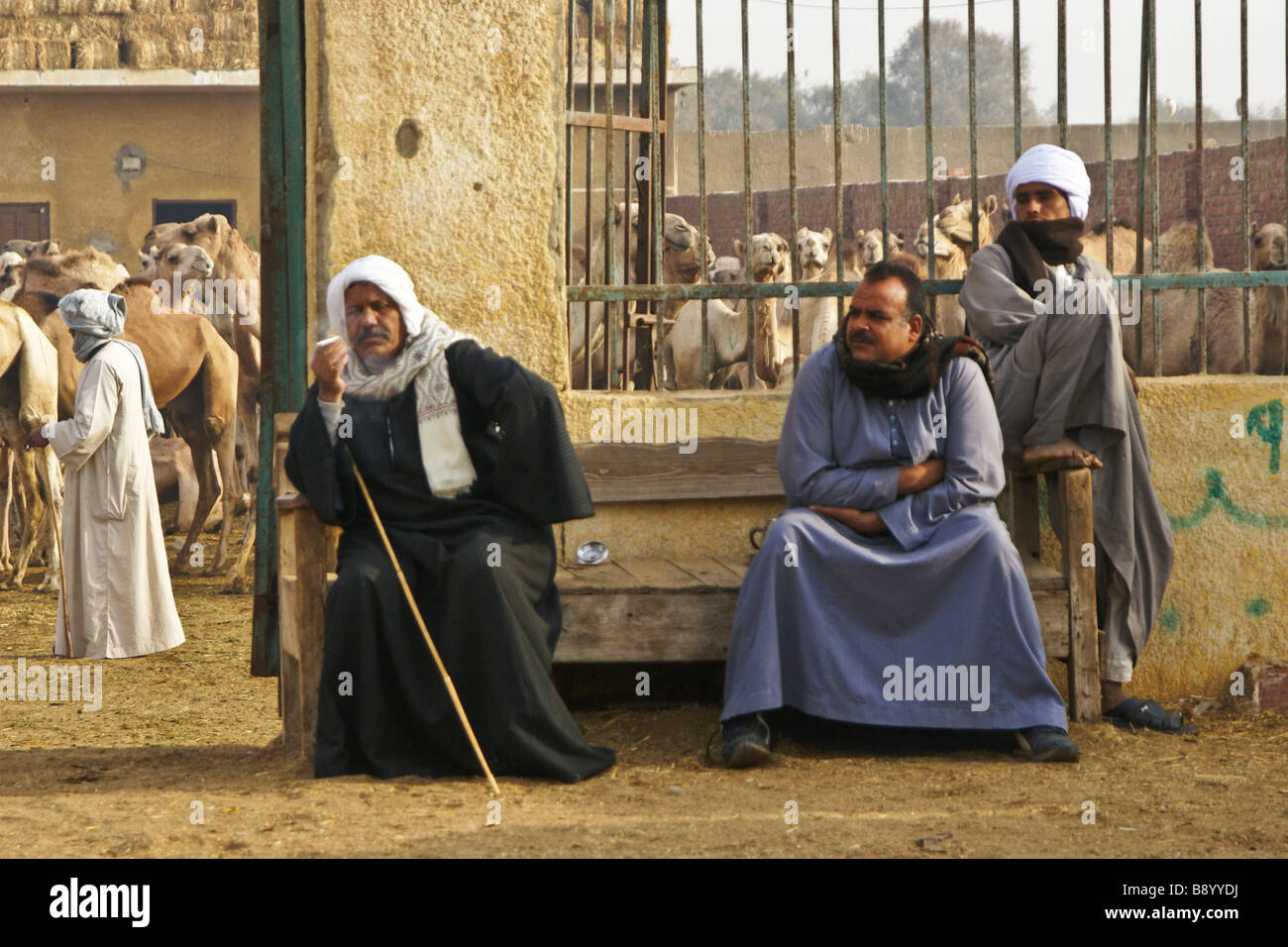 Kleidung ägypten