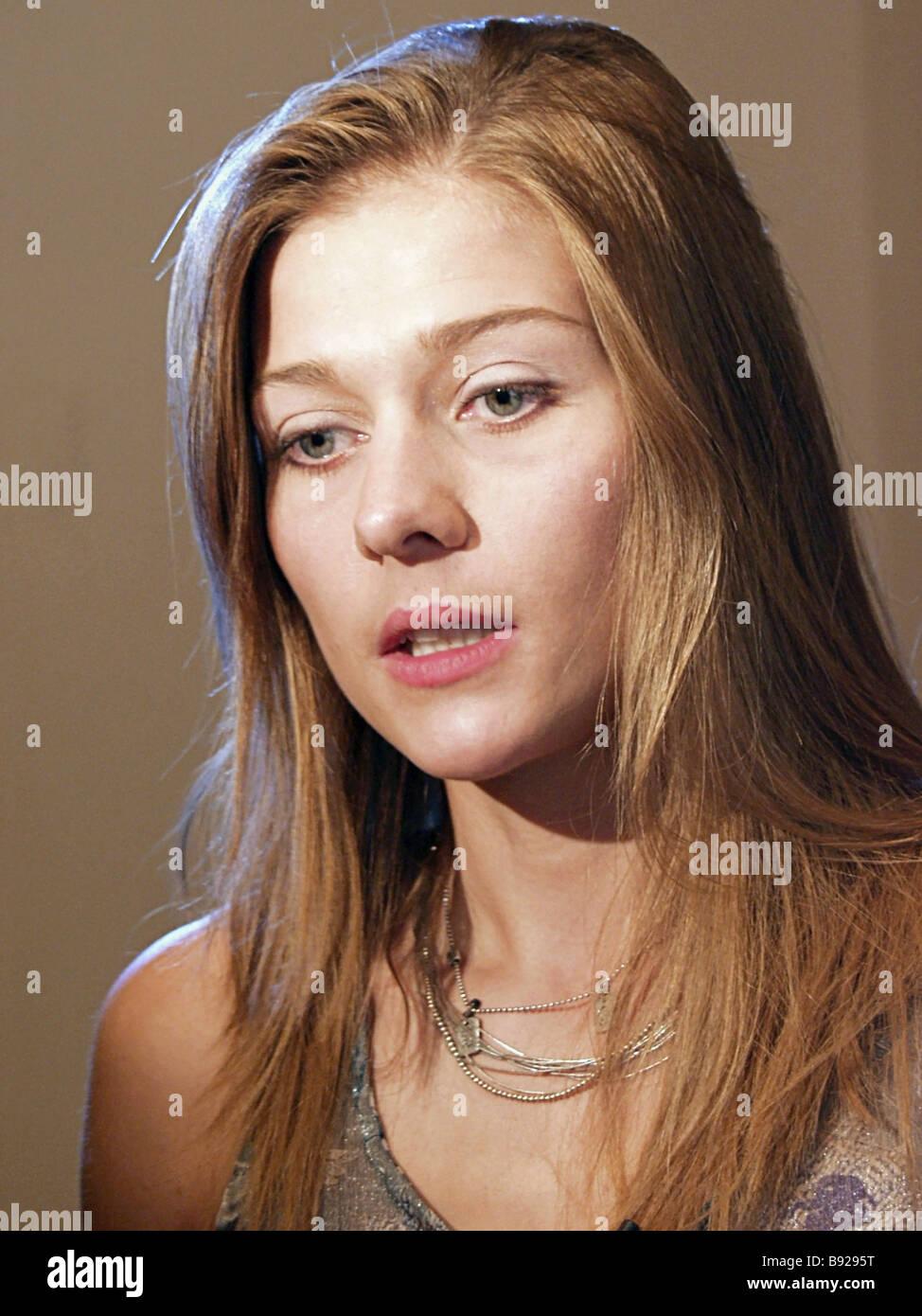 Schauspielerinnen russische Russische Schönheiten: