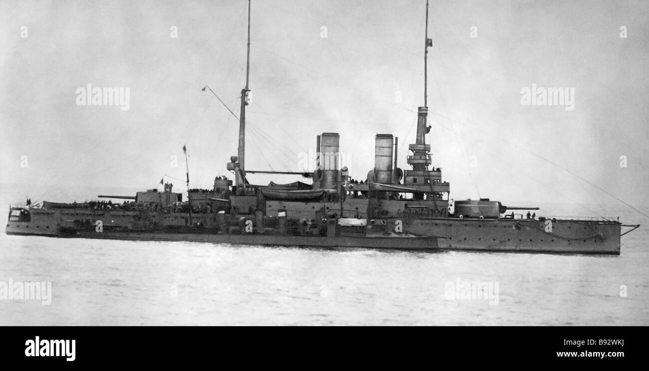 russian battleship stockfotos russian battleship bilder alamy. Black Bedroom Furniture Sets. Home Design Ideas