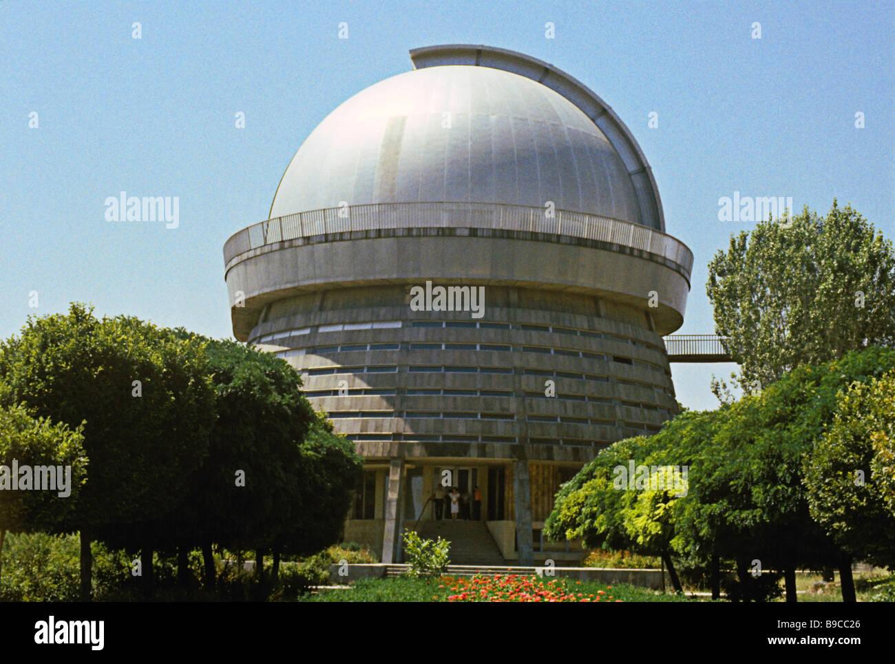 Byurakan Observatory Stockfotos Und Bilder Kaufen Alamy