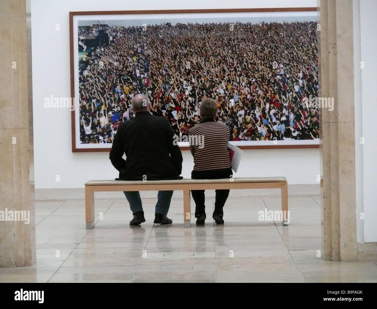 Andreas Gursky Stockfotos & Andreas Gursky Bilder Alamy