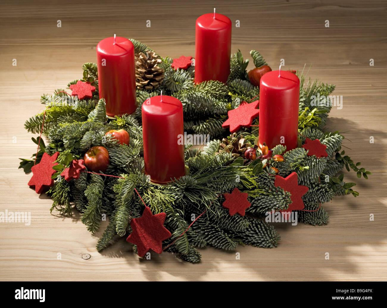 Tabelle adventskranz advent zeit weihnachten zeit zubeh r dekoration ornament weihnachts schmuck - Adventskranz englisch ...