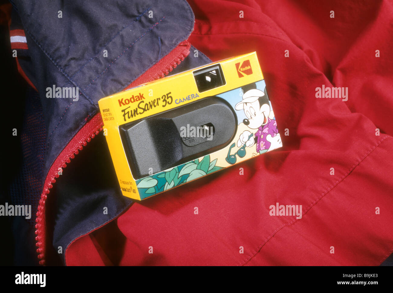 Einmalige Kodak Verwenden Einweg Kamera 35mm Film Disney Charakter