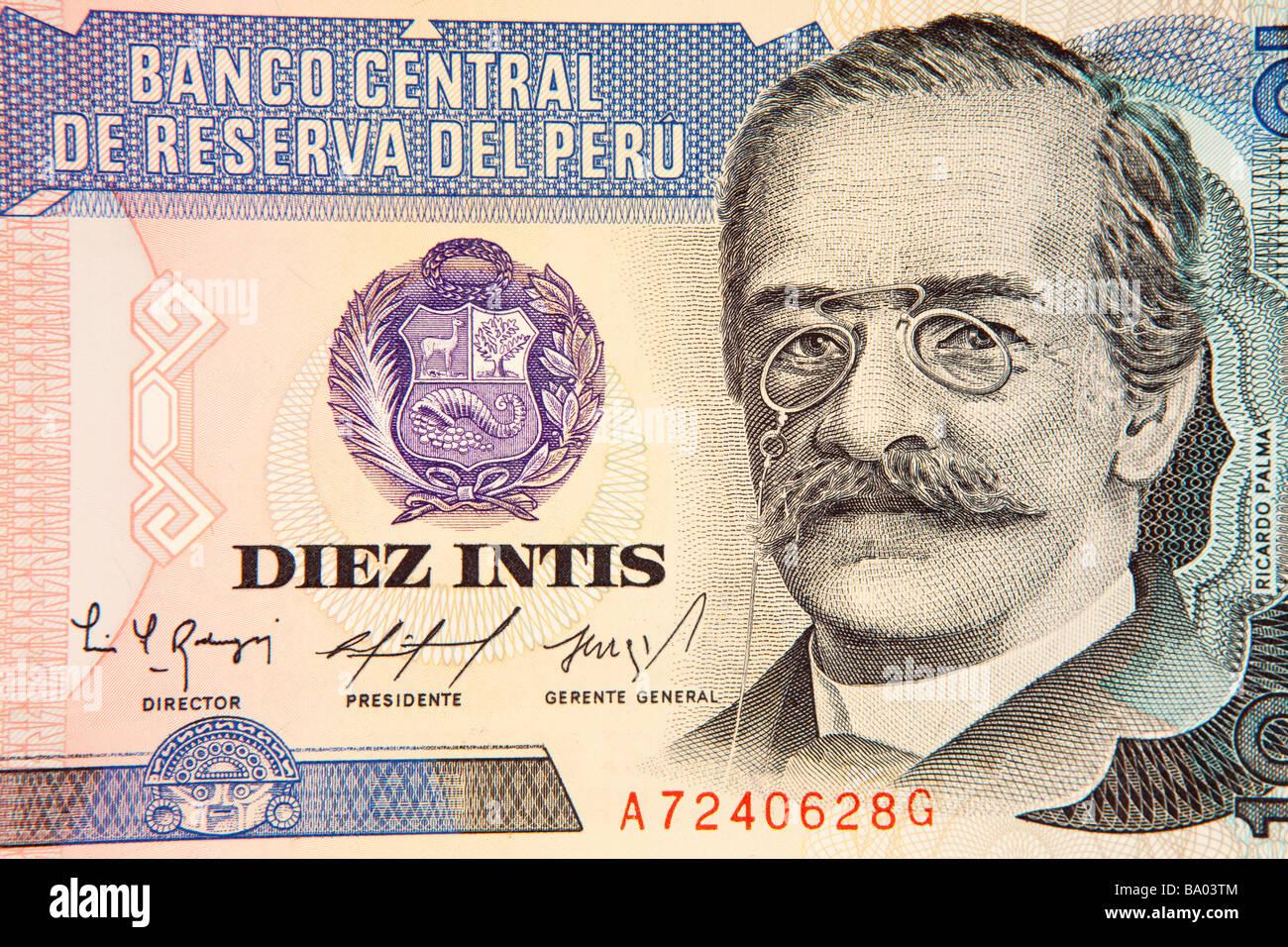 Geld peru whrung detail des peruanischen 10 inti banknote stockfoto geld peru whrung detail des peruanischen 10 inti banknote thecheapjerseys Images