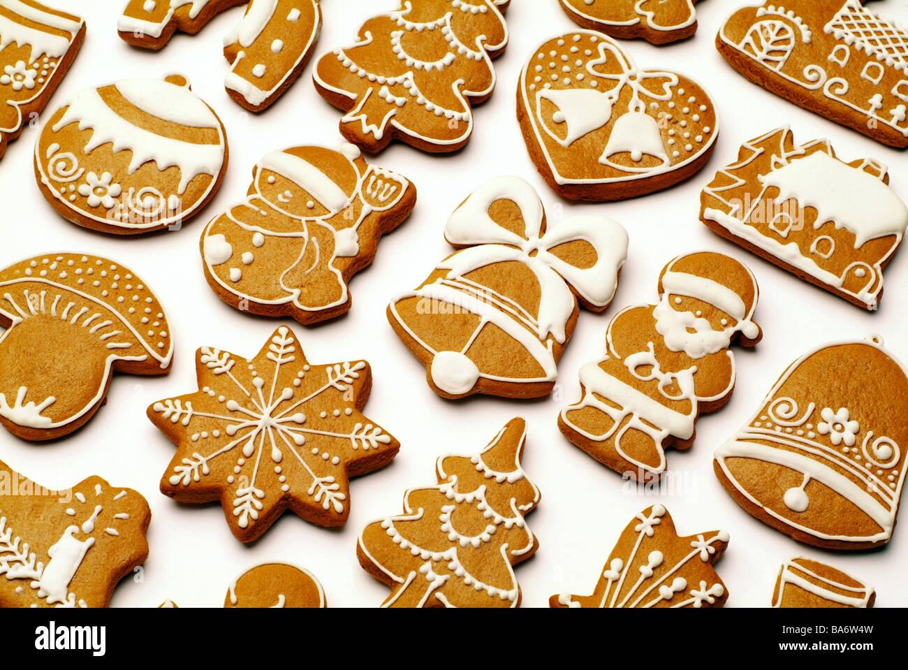lebkuchen figuren verziert zuckerguss weihnachtsb ckerei vorschiff ware lebkuchen geb ck feine. Black Bedroom Furniture Sets. Home Design Ideas