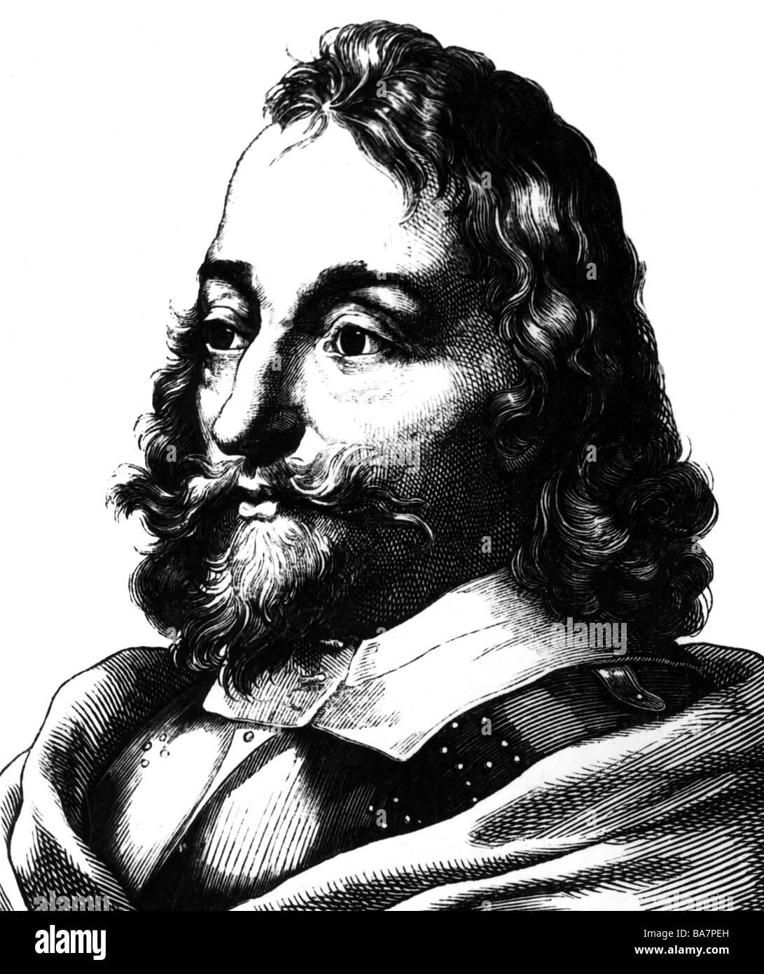 Maximilian I., 17.4.1573 - 27.9.1651, Herzog von Bayern 15.10.1597 - 27.9.1651, Kurfürst 25.2.1623 - 27.9.1651, Stockbild