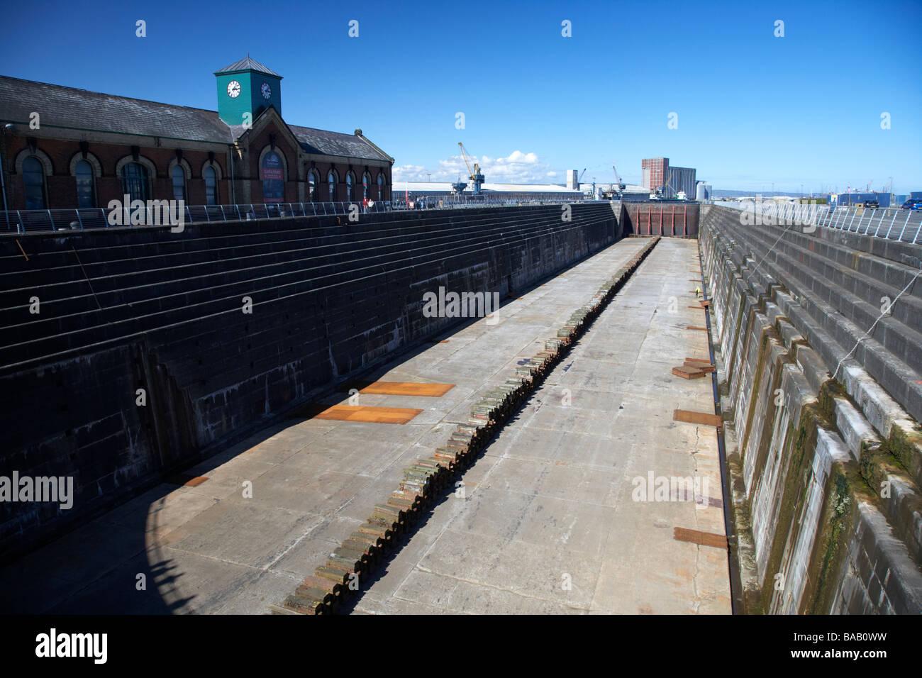 wo wurde die titanic gebaut