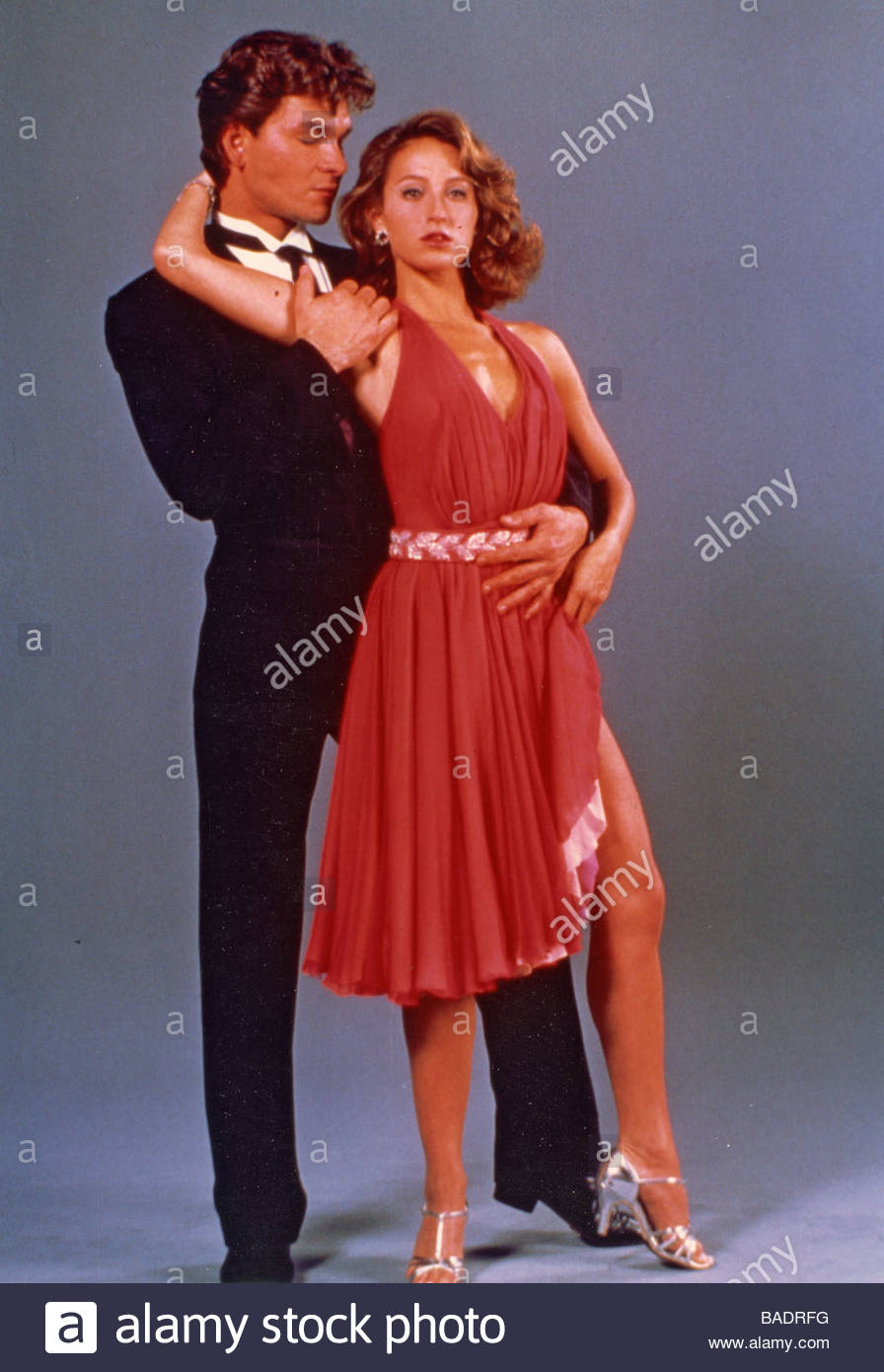 Dirty Dancing 1987 Vestron Film Mit Patrick Swayze Und Jennifer Grey