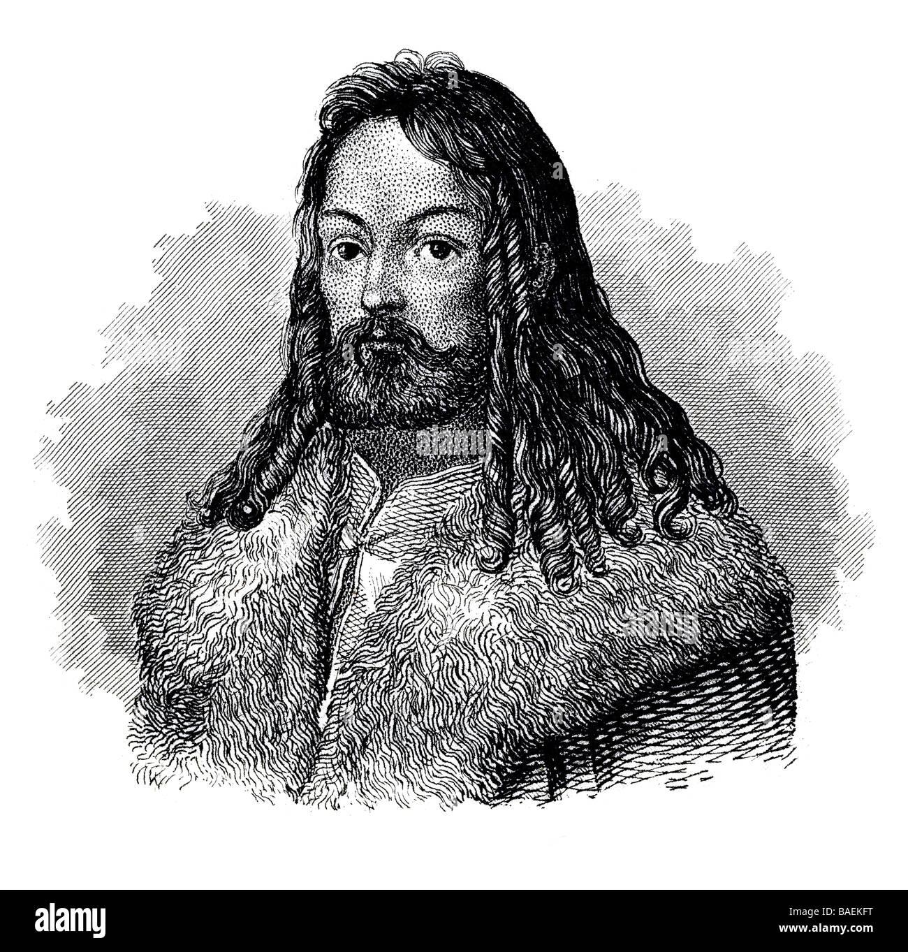 Albrecht Dürer Stockbild