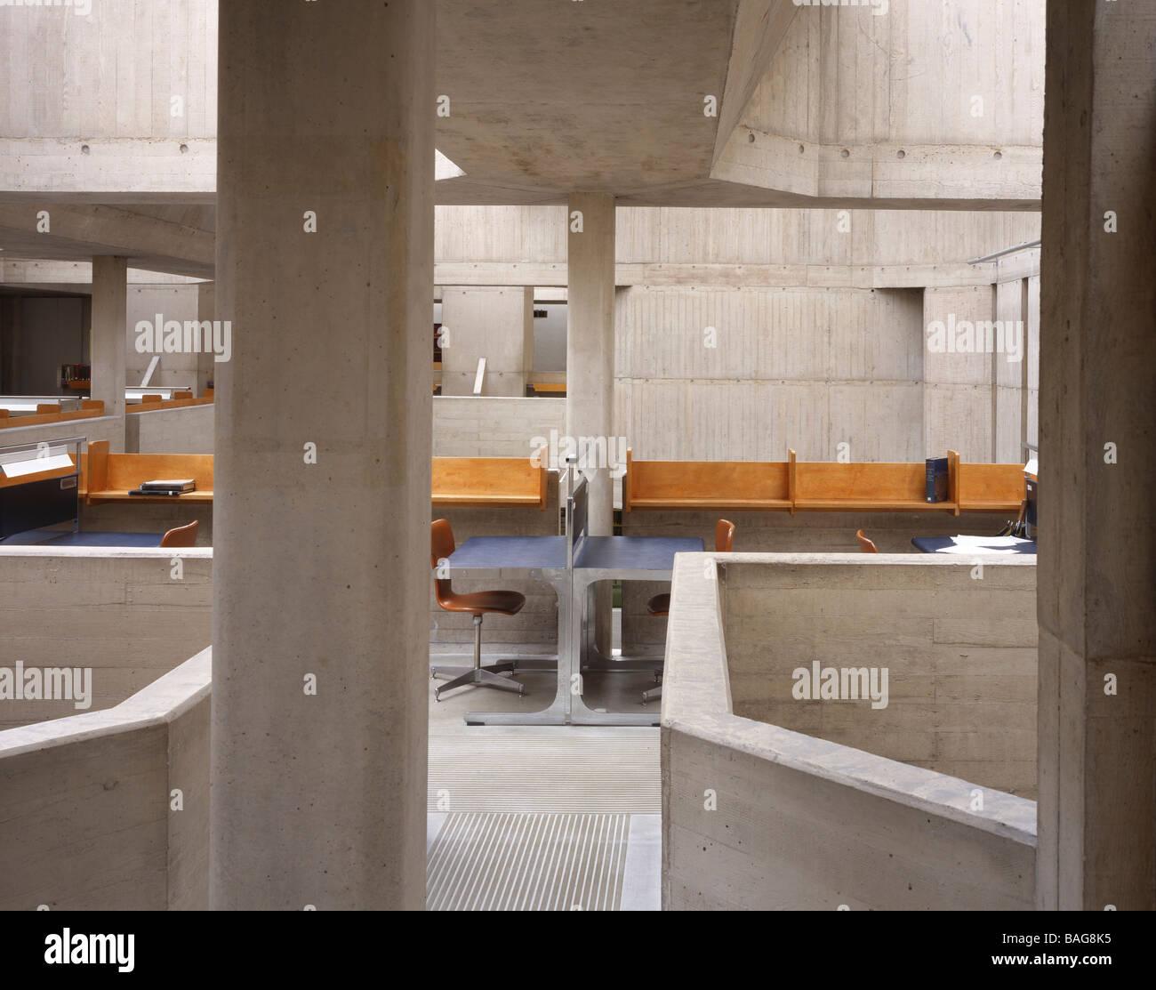 Berkeley Bibliothek Trinity College Dublin Irland Abk Architekten