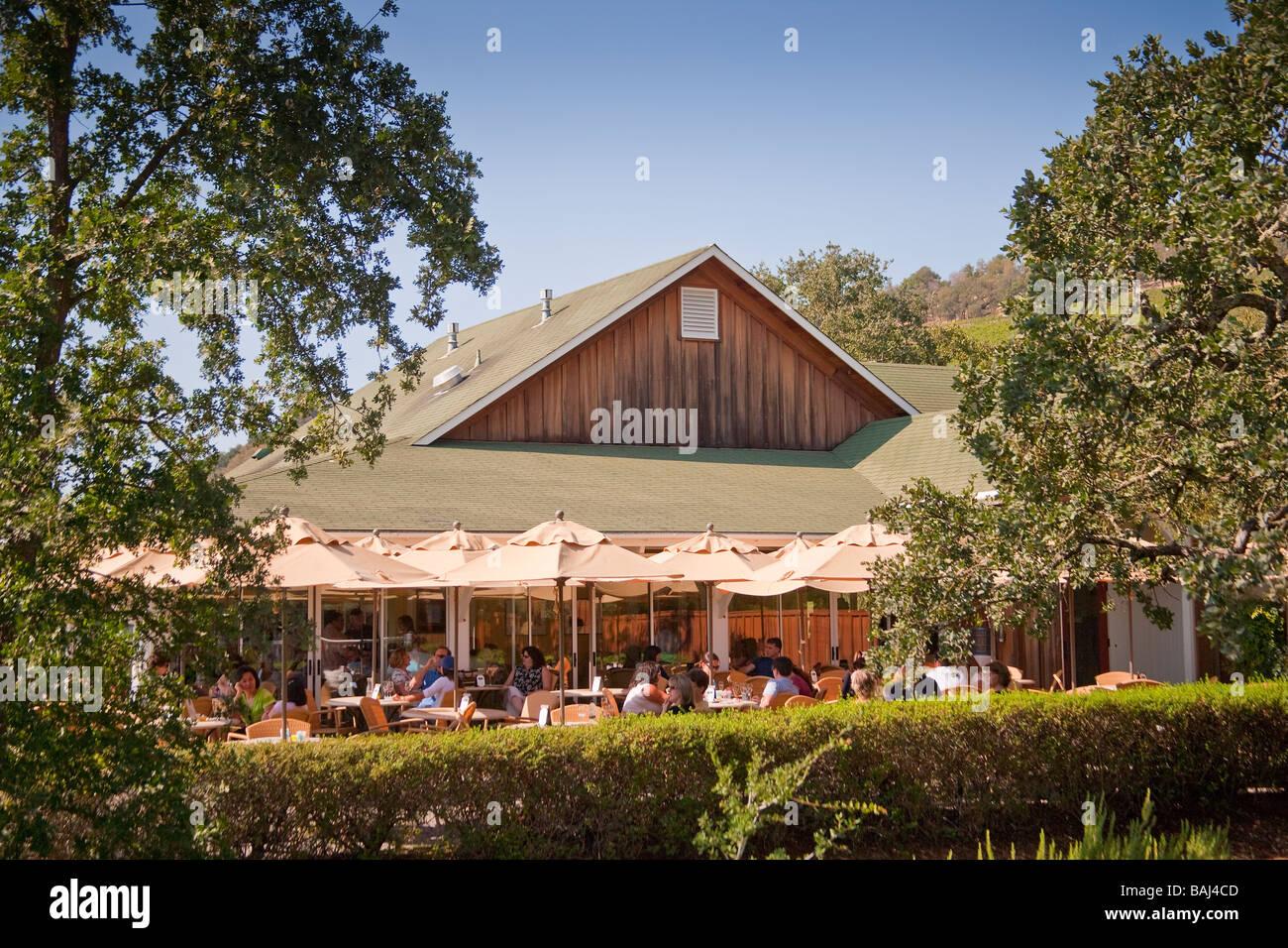 Schön Amerikanische Terrasse Referenz Von Champagner Verkostung An Mumm Napa Valley Napa