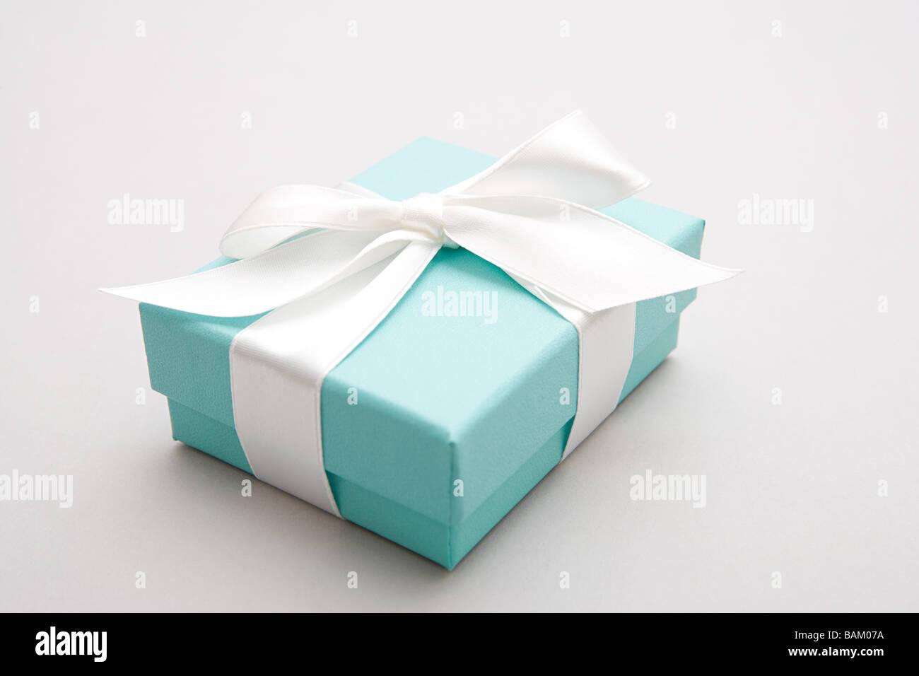 Ein Geschenk Stockbild