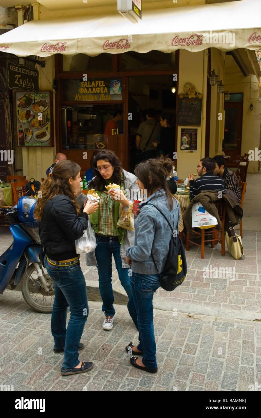 Kreta Frauen