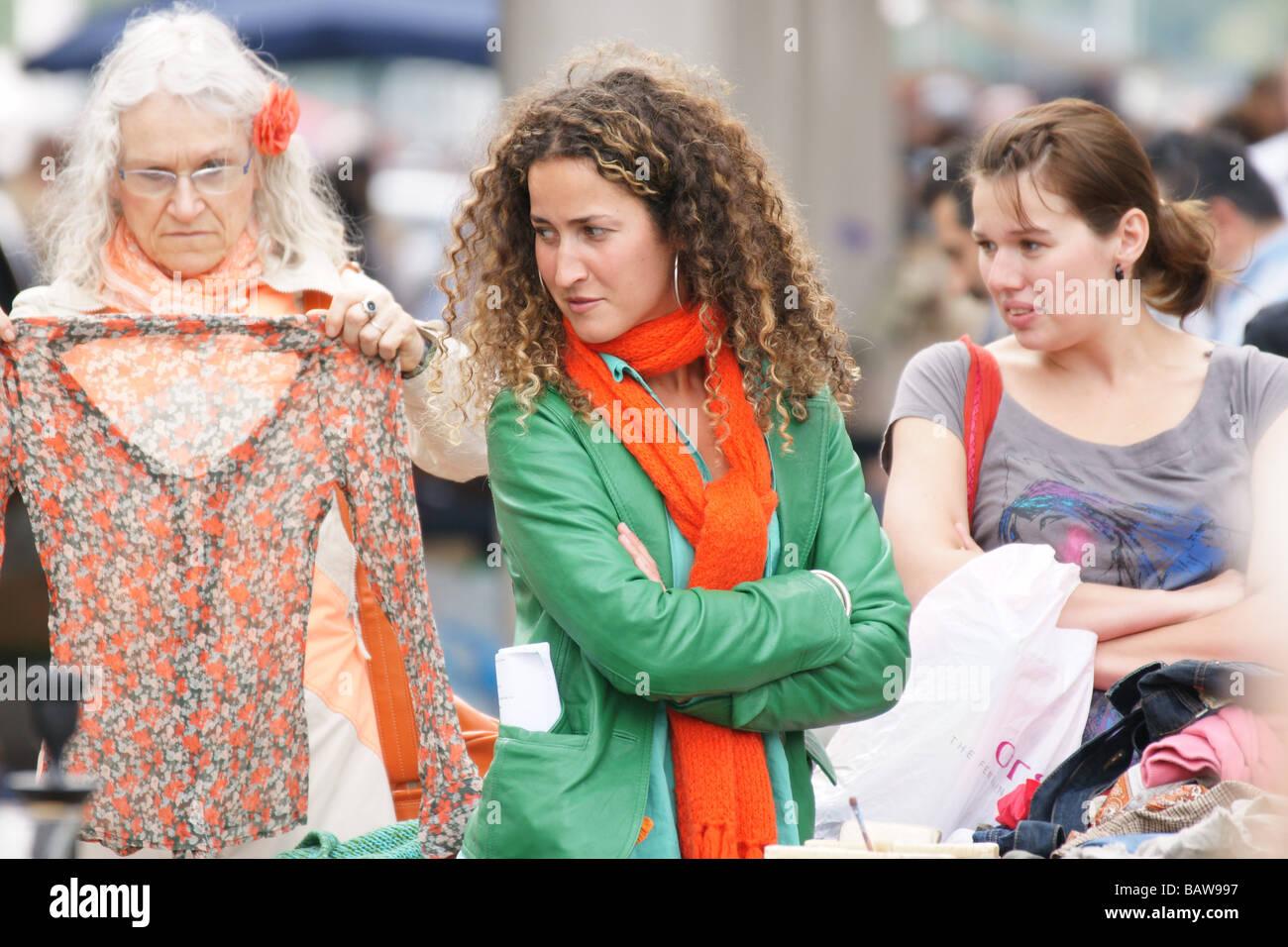 Kleidung Niederlande