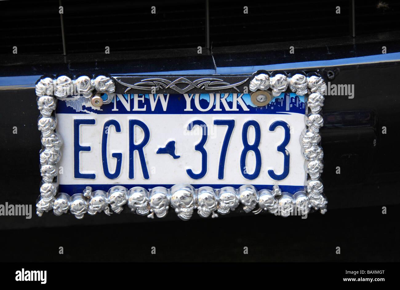 Car Number Plate Stockfotos & Car Number Plate Bilder - Alamy