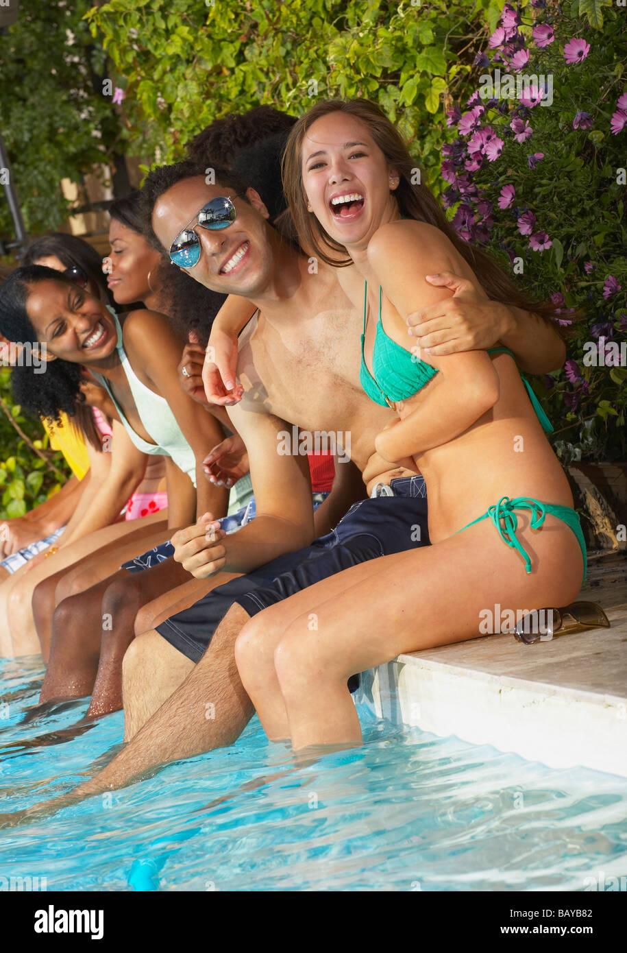 Poolparty klamotten