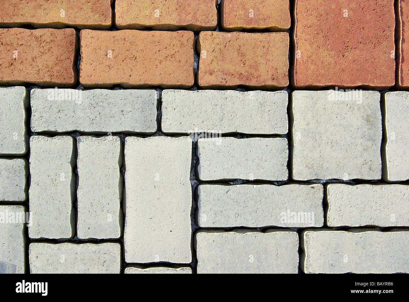 Pflasterstein Pflasterstein 02 Stockbild