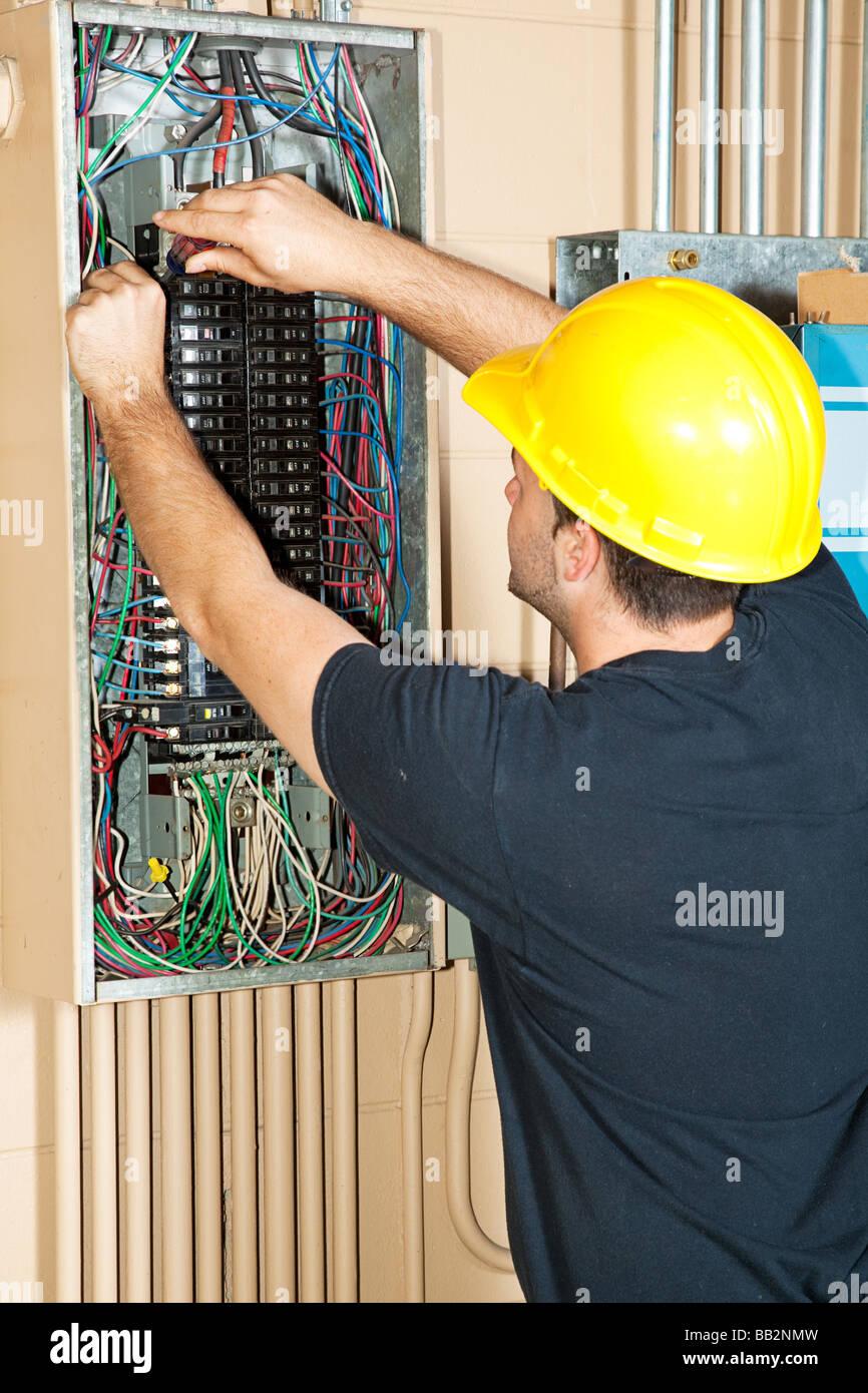 Electrican Stockfotos & Electrican Bilder - Alamy