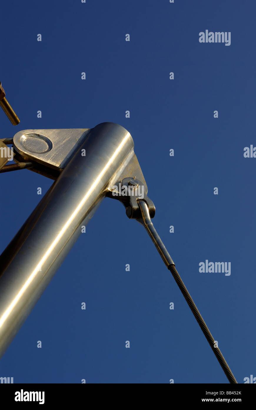 Markise Befestigung Schakel Stockfoto Bild 24063387 Alamy