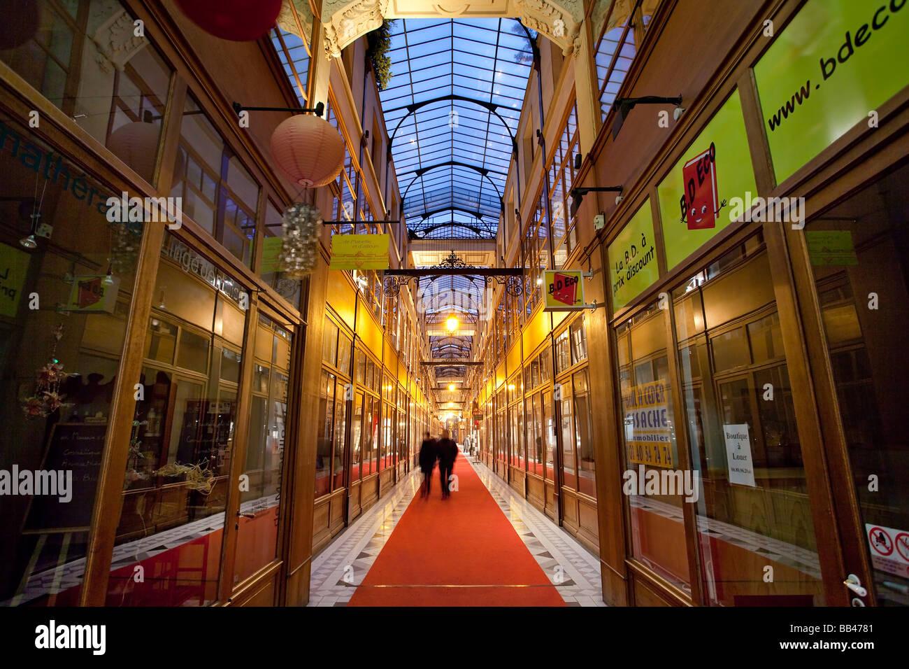 Passage Du Grand Cerf Restaurant