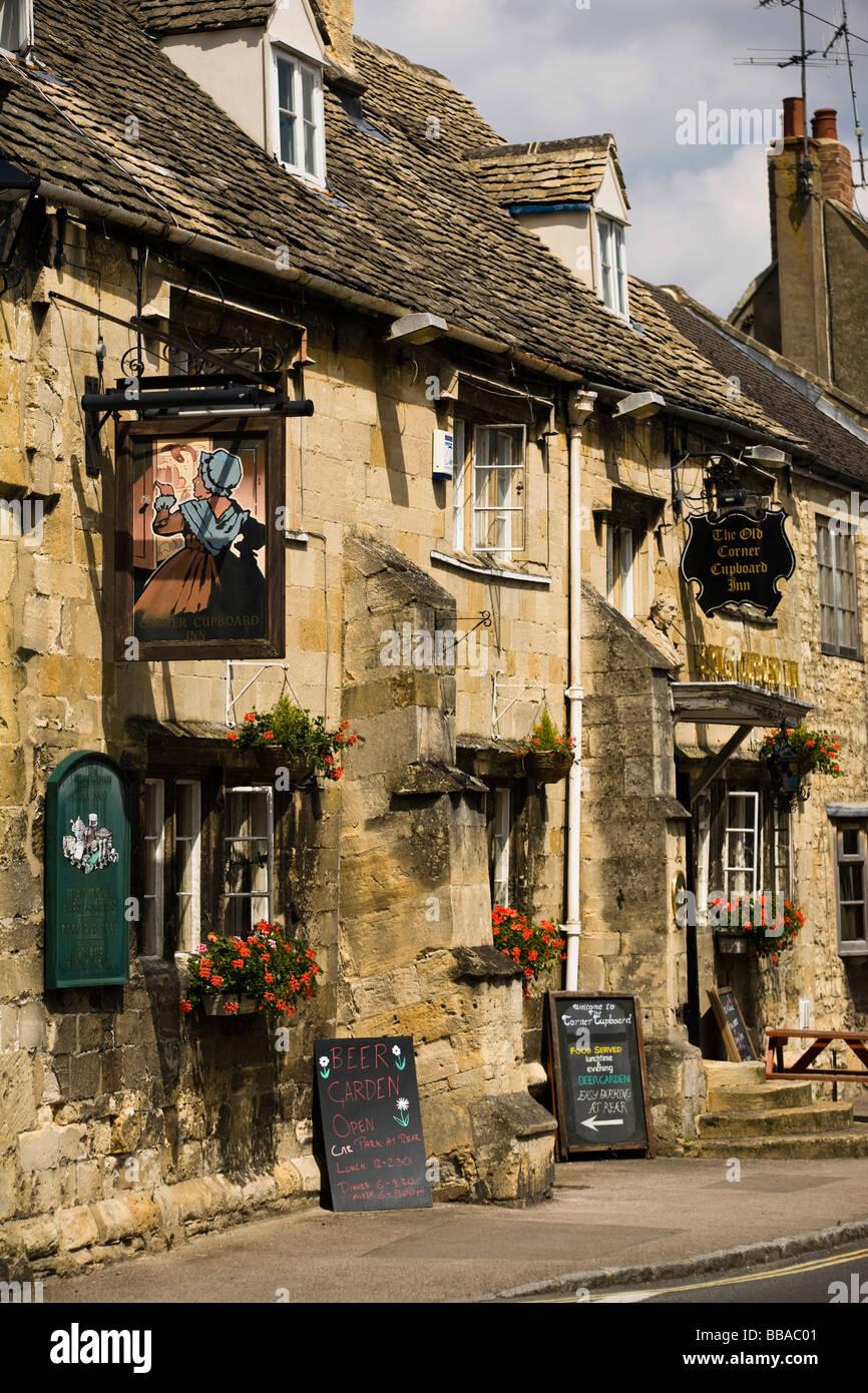 Die alte Ecke Schrank Inn, Winchcombe, Gloucestershire ...