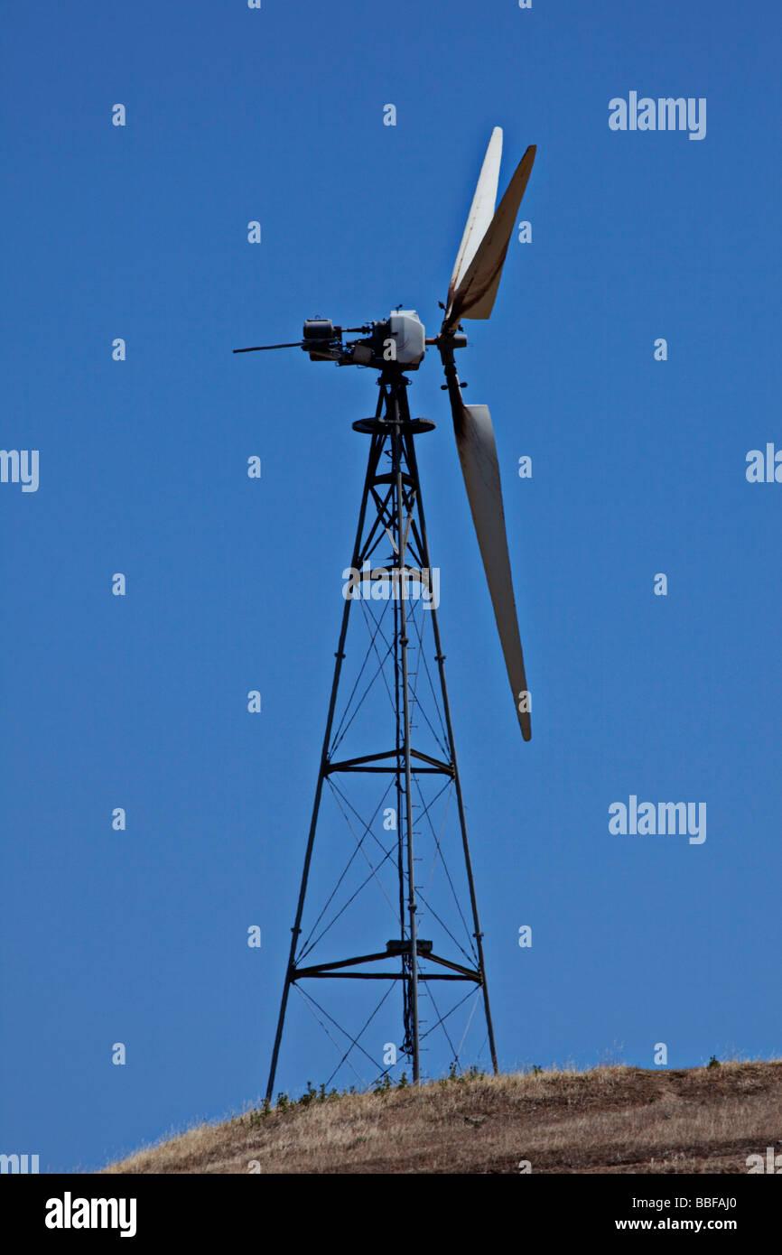 Windkraft Stockbild
